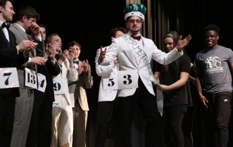 Huber Wins Mr. Methacton, 2018