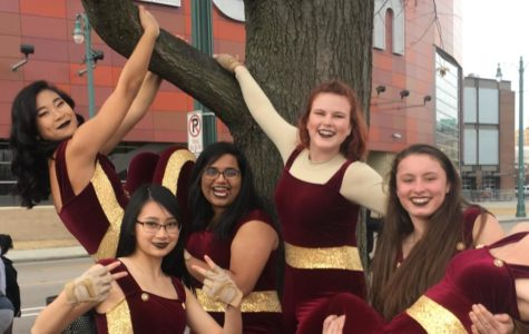 Marching Band Travels to Tennessee During Winter Break