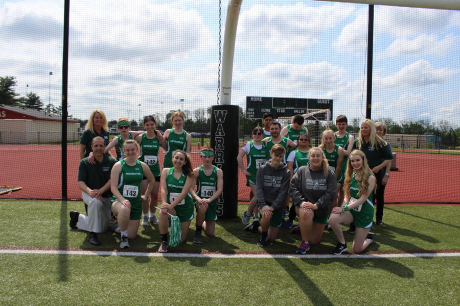 Methacton's Unified Track and Field Team hosted its first-ever meet on May 8.