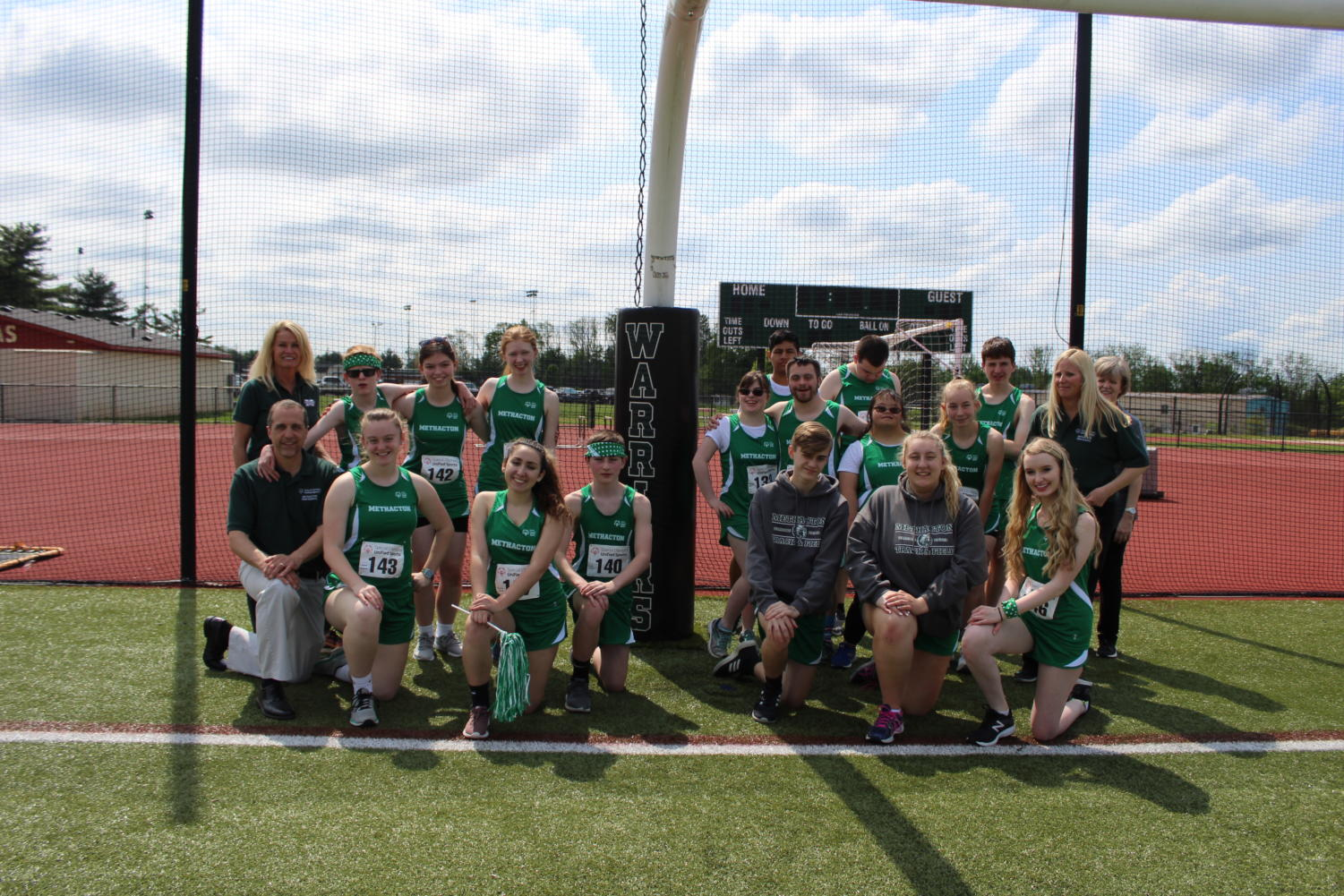 Methacton%27s+Unified+Track+and+Field+Team+hosted+its+first-ever+meet+on+May+8.