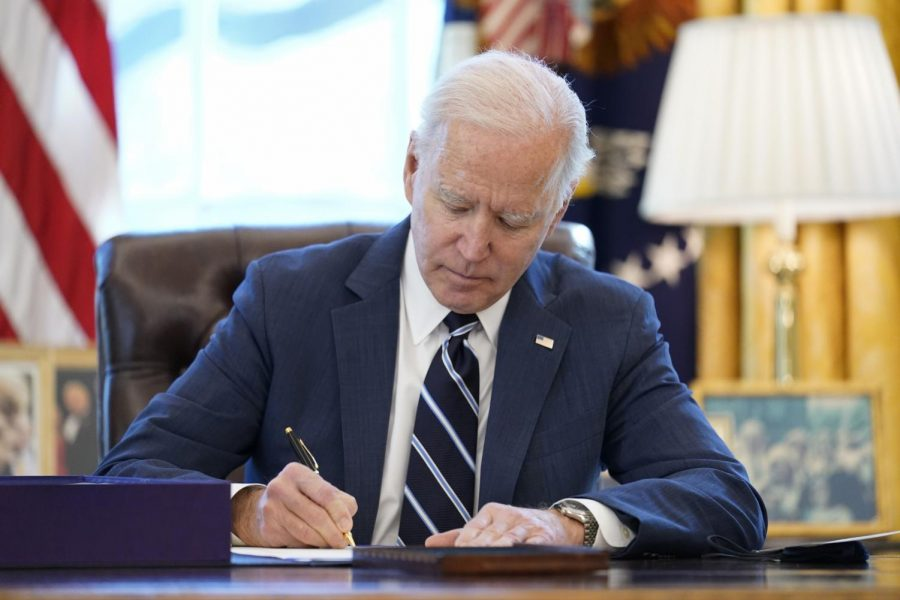 President Biden's aim for public education through new stimulus plan
