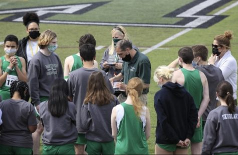 Methacton's Unified Track Team Holds First Meet of 2021 Season